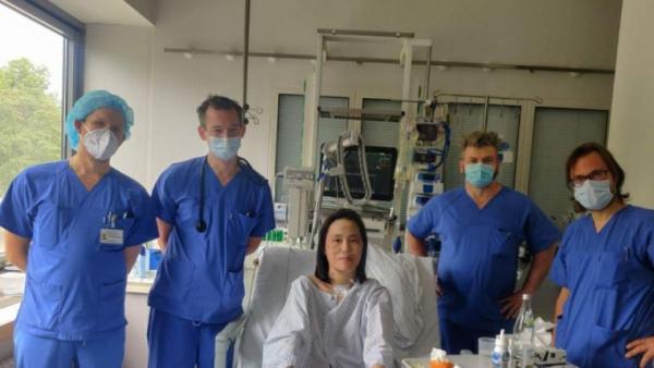 이재영 코로나 자선병원