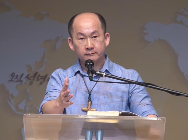 김남국 목사(둘로스선교회 대표)