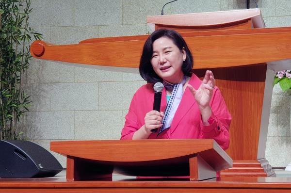 김미영 사무총장