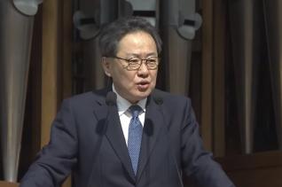 광림교회 김정석 목사