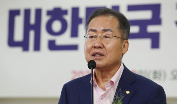 홍준표 무소속 의원