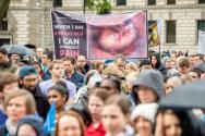 생명을 위한 행진 영국