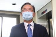 김부겸 전 더불어민주당 의원