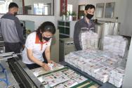 20일 북한 조선중앙통신이 대규모 대남삐라(전단) 살포를 위한 준비를 본격적으로 추진 중이라고 보도했다. (썸네일용, 조선중앙통신, AP)