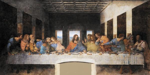 최후의 만찬 다빈치