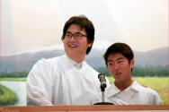 타코마제일침례교회 유스그룹 한형근 목사