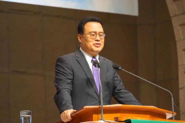 한국교회구국기도대성회 영락교회 25일 첫 째날