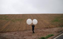 한국 순교자의 소리 풍선 사역