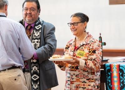 pcusa 총회장 아메리칸 원주민