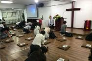 이른비언약교회 중국 박해