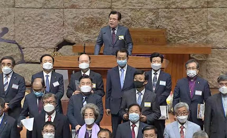6.25전쟁 70주년 한국교회 군선교연합예배