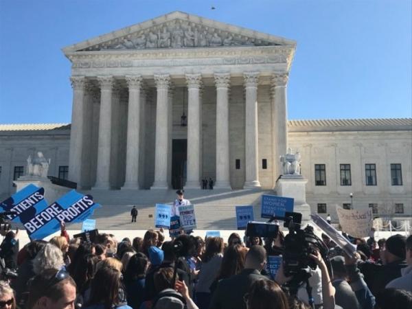 미국 낙태 연방대법원