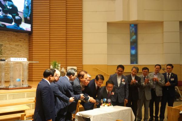 제 11회 한성연 정기총회
