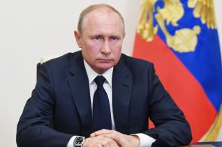 블라디미르 푸틴 러시아 대통령
