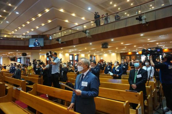 제 12회 한국장로교의 날 기념예배