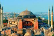 성소피아 대성당 비잔틴 건축