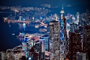 홍콩 국가보안법 구글 페이스북