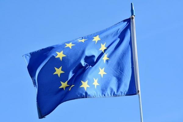 유럽 연합 국기
