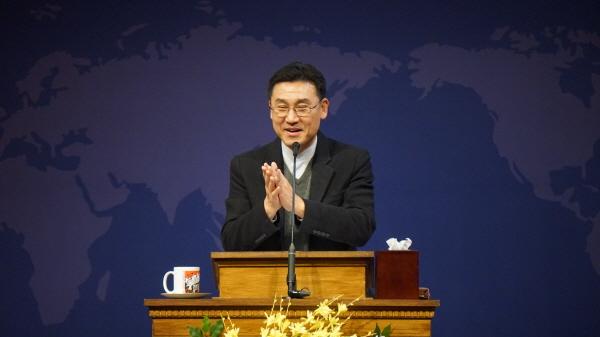미국장로교단 한인교회 총회장 최병호 목사