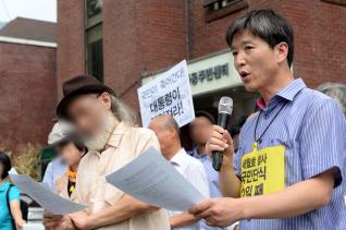 NCCK 인권센터 박승렬 목사
