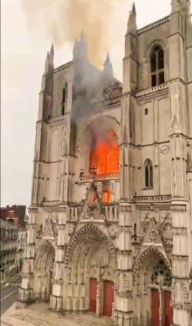 프랑스 낭트 대성당