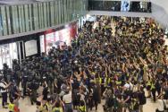 홍콩 홍콩보안법 위안랑 백색테러