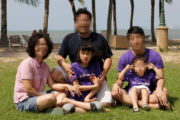 밀알복지재단 목회자 장애자녀 긴급지원 캠페인으로 도움받은 A선교사 가정.