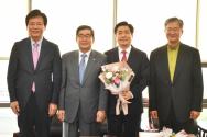 박노훈 목사 월드비전 이사장 취임