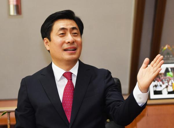 신촌교회 박노훈 목사