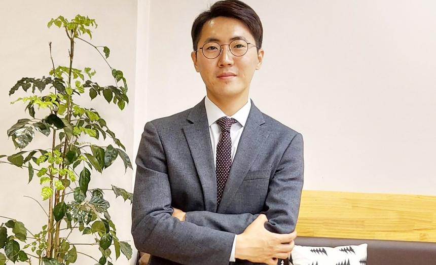 부천동광교회 청년부디렉터, 둥근교회 최정훈 목사