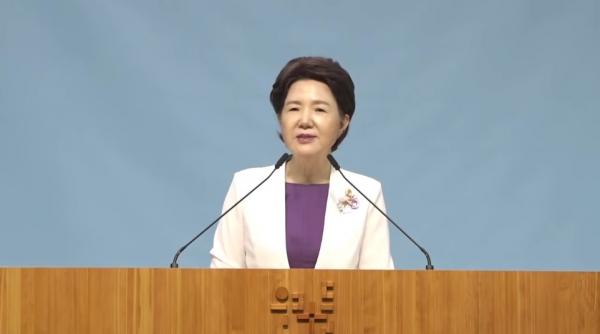 김양재 목사(우리들교회)는 지난 2일 주일설교로 '성령의 변명(행11:1-18)'을 전하며 포괄적 차별금지법에 우려를 표명했다.