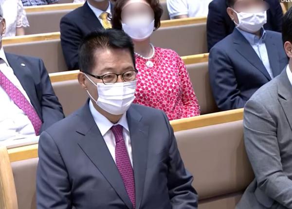 박지원 국가정보원장