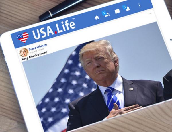 USA.Life SNS