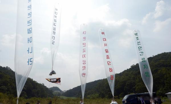대북전단 북한 인권 단체