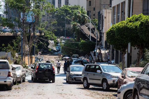 월드비전 레바논 베이루트