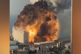 레바논 베이루트 폭발