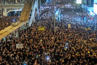 홍콩보안법 홍콩 시위