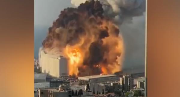베이루트 폭발사고 레바논