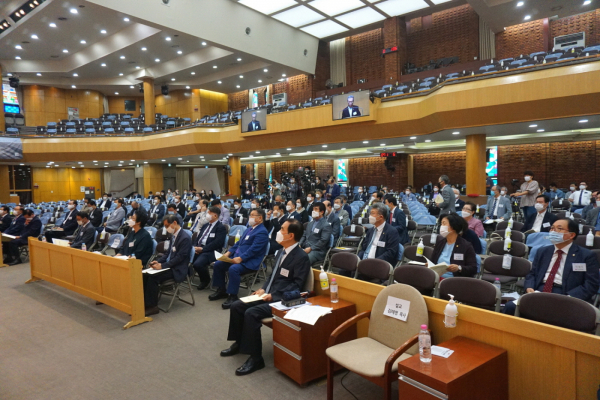 한교총 위장된 차별금지법 반대와 철회를 위한 한국교회기도회 및 출범식
