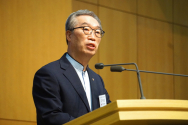 예장 통합 총회장 김태영 목사