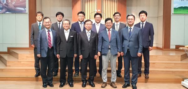 춘천목회자연합회, 2020년 제75주년 광복절 기념 연합예배