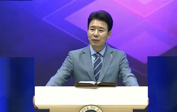 꿈의교회 김학중 목사