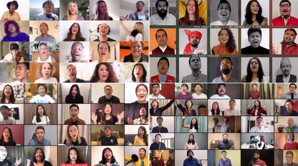 로잔 디아스포라 온라인 회의 2020