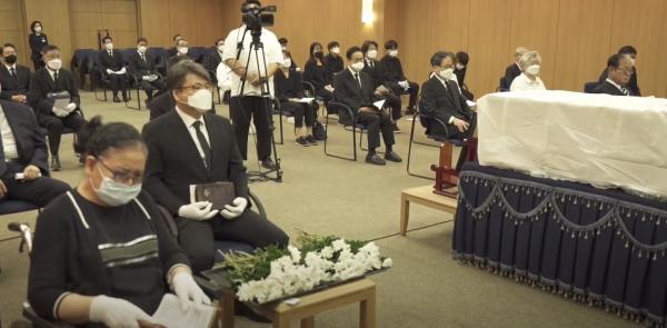 금란교회 故김홍도 목사 천국환송예배 유튜브 캡쳐