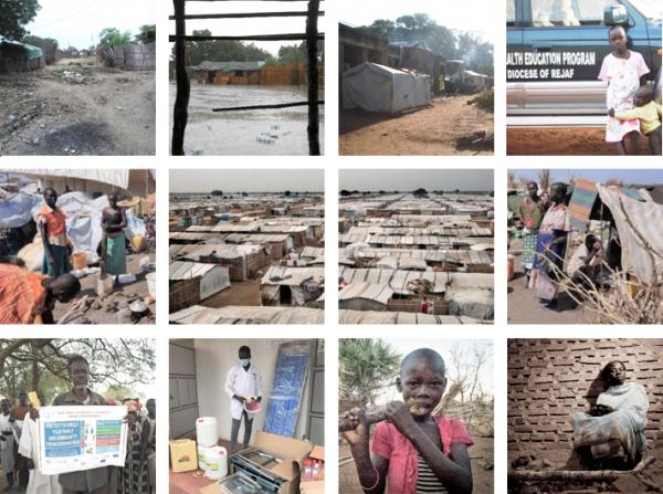 수단 남수단 영국 성공회