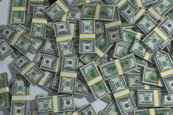 돈 money