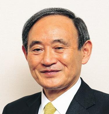 스가 요시히데(菅義偉·71) 관방장관