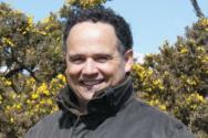 영국 거리 설교가 마이크 오버드