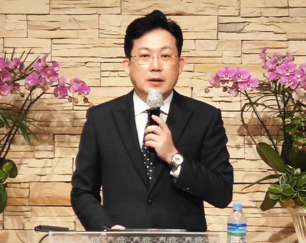 김진오 목사
