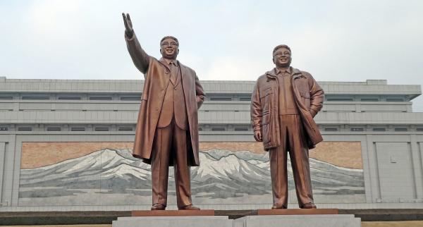 북한 김일성 김정일